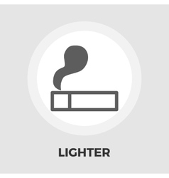 Lighter flat icon vector