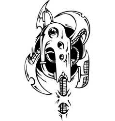 Biomechanical designs - vector