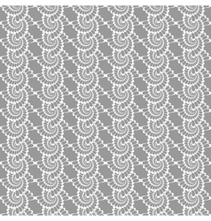 Design seamless monochrome helix vertical pattern vector