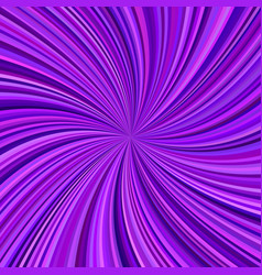 Purple abstract spiral background vector
