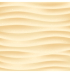 Beach sand background vector