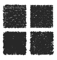 set of grunge backgrounds vector image vector image