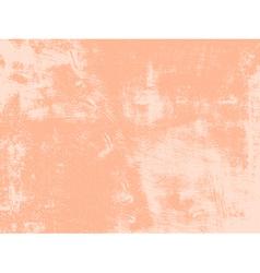 Peach grunge texture vector