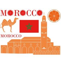 Morocco vector