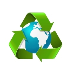 Environment day concept Realistic vector image