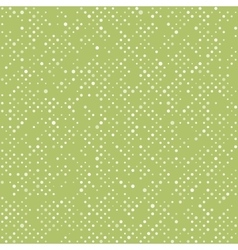Seamless dotted pattern background vector