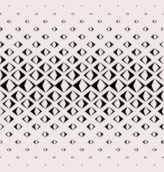 abstract seamless pyramid rectangle black pattern vector image vector image