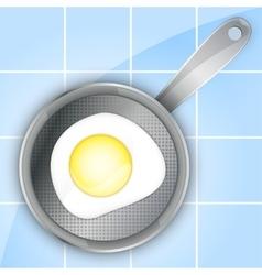 Breakfast omeletteer icon vector
