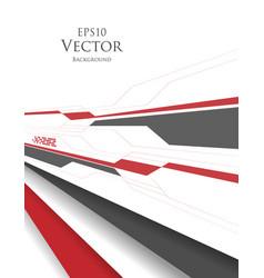 Brochures template vector