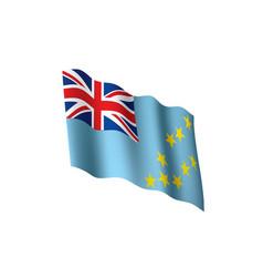 Tuvalu flag vector