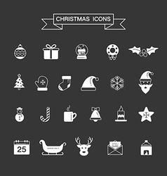 Christmas 08 07 vector image vector image