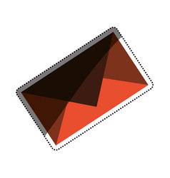 Message envelope object vector