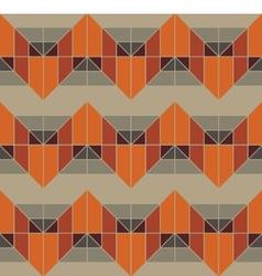 Geometric grey pattern vector