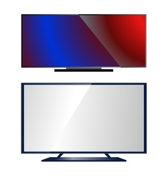 Tv screen vector