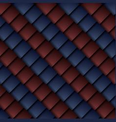 Dark abstract tech geometric design vector