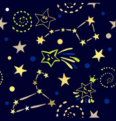 space cover vector image vector image