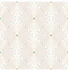 Seamless art deco linear pattern texture vector