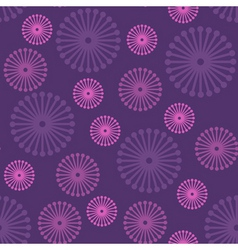 Purple pattern vector