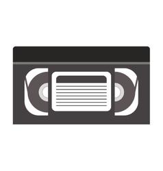 video cassette tape vector image vector image