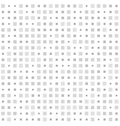 Square pattern seamless geometric background vector