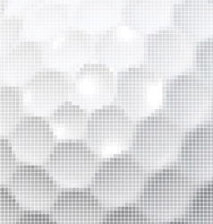 golf texture vector image