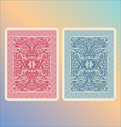 Card Designs vector image