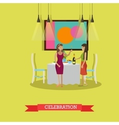New years eve celebration vector