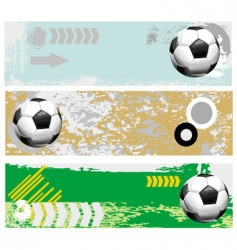 sport banners vector image
