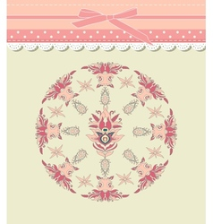 Vintage classic design element vector
