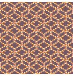 Tiling festive seamless pattern vector