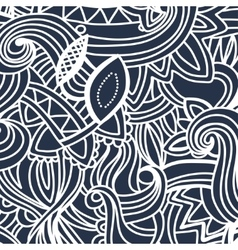 Multicolor pattern doodles- decorative sketchy vector
