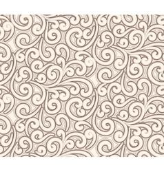 Abstract swirls vector image