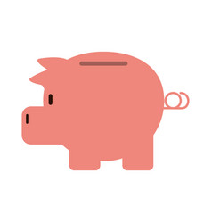 piggy bank icon image vector image
