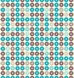 classic wallpaper pattern vector image vector image