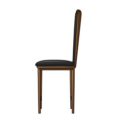 A chair vector