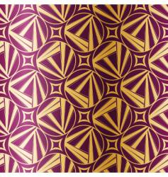 Art deco seamless pattern vector