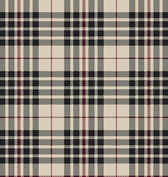 Blackberry tartan seamless pattern vector