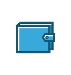 Purse icon or logo vector