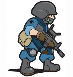 Spec cops vector