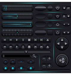 Interface elements set vector