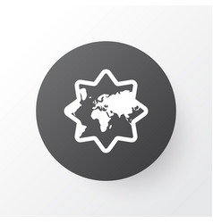 islamic icon symbol premium quality isolated vector image vector image