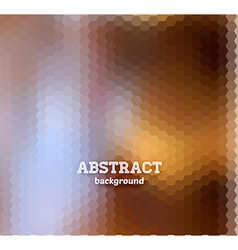 Pixelated abstract background vector
