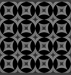 geometric pattern - seamless vector image vector image