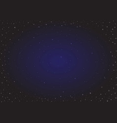 Galaxy star background vector