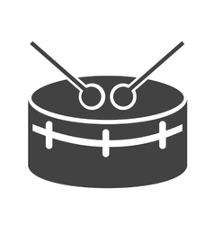 Snare drum vector