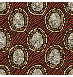 Spotted pattern vector