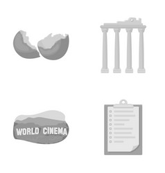 Tourism travel ecology and other web icon in vector