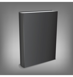black book vector image