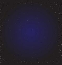Galaxy star background vector