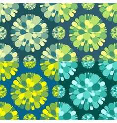 Seamless pattern package cover design vector